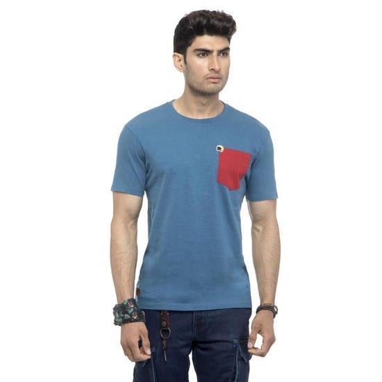 Duo T-Shirt-Deep Teal