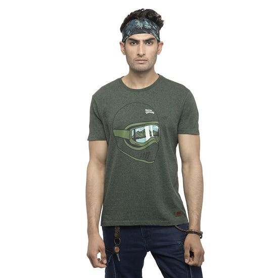 HILLS ARE CALLING T-SHIRT GREEN