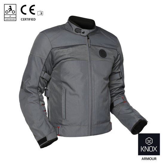 EXPLORER V3 JACKET-GREY