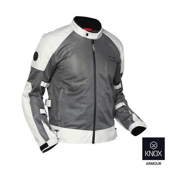 Streetwind V2  Jacket Grey