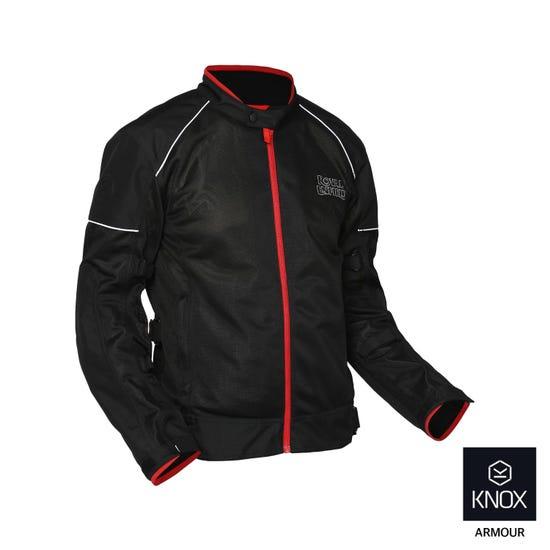 Streetwind V2 Jacket Black
