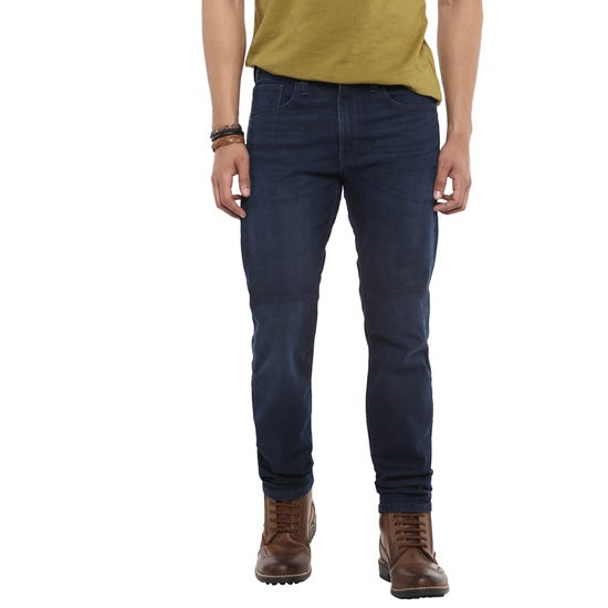 RE X LEVI'S 511 CLASSIC JEANS-WASHED INDIGO