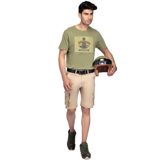SUMMER SHORTS KHAKI