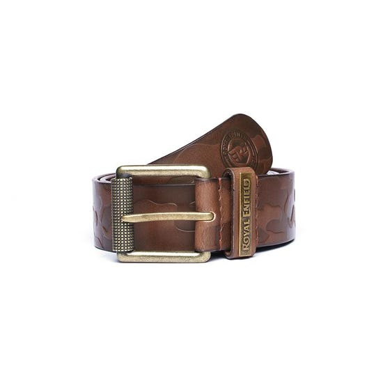 CAMO BELT-BROWN CAMO