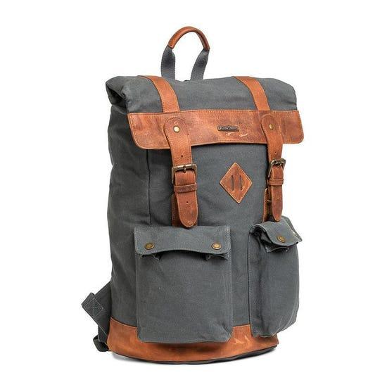Classic Backpack Grey