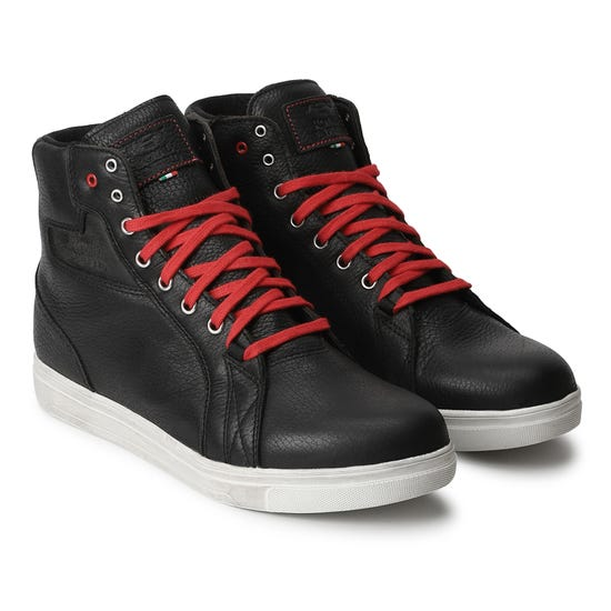 CABO WP BOOTS-BLACK