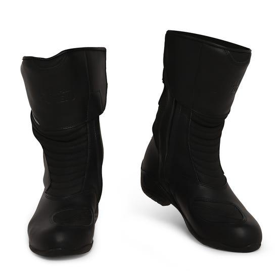 KLAUSEN LADY WP RIDING BOOTS-BLACK