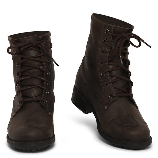 GRIMSEL LADY WP RIDING BOOTS-BROWN