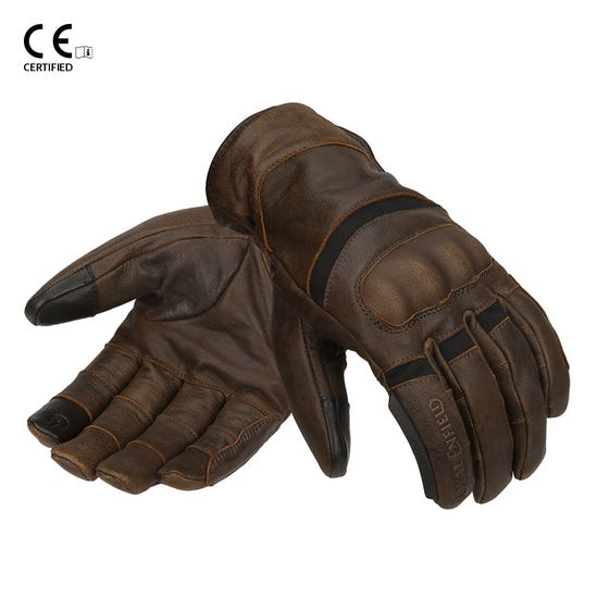 STOUT GLOVES BROWN