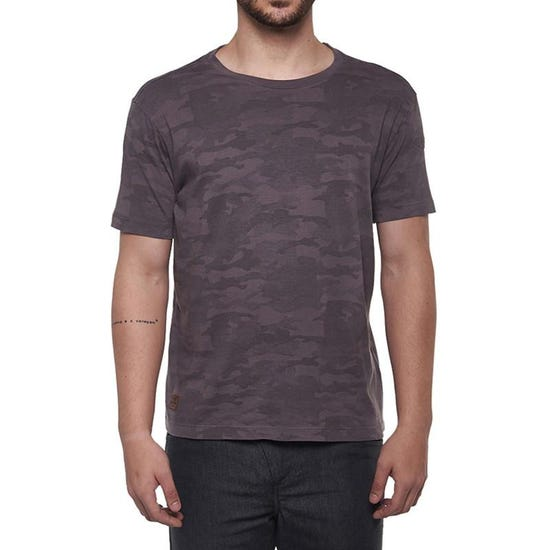 Camo T-Shirt Camo Grey