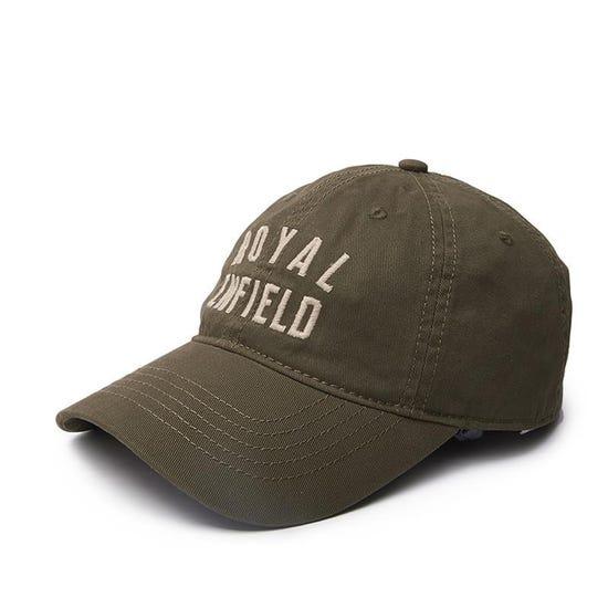 ESSENTIAL CAP OLIVE