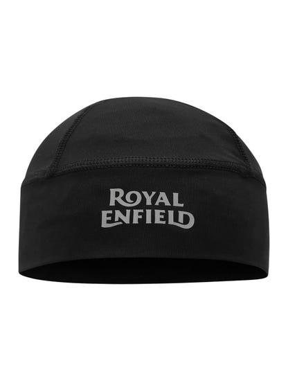 POLYESTER OUTERWEAR CAP - BLACK