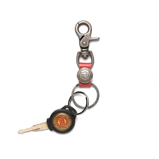 FOCUS KEY CHAIN-RED