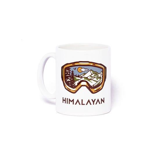 HIMALAYAN GOGGLES MUG - WHITE