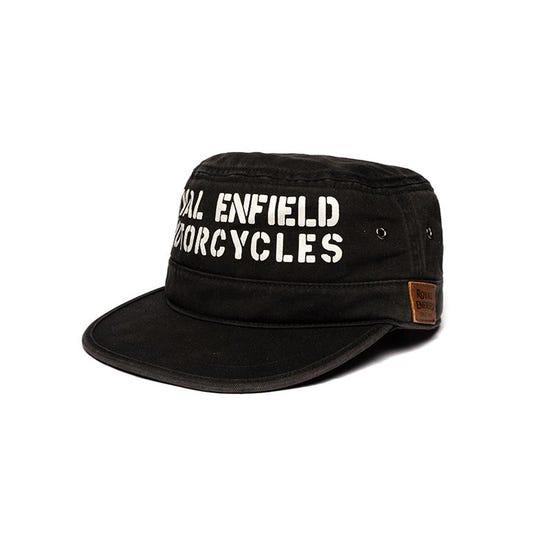 ARMY CADET CAP-BLACK