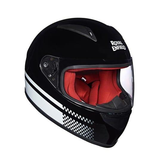 Street Prime Helmet Divider - Black White