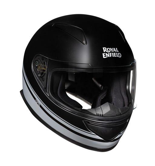Street Prime Divider Helmet-Matt Black