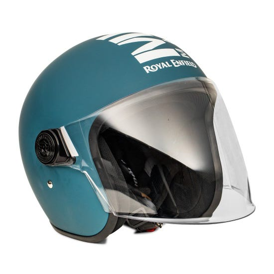 Mlg Long Visor - Matt Squadron Blue