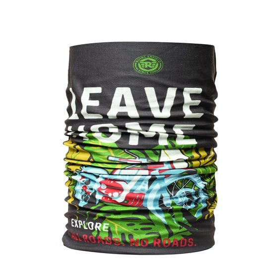 LEAVE HOME HEADGEAR-BROWN