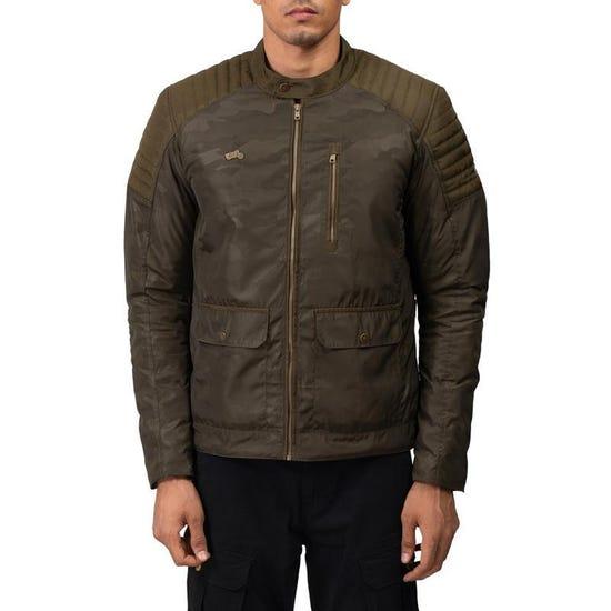 Apex P Jacket Olive Camo