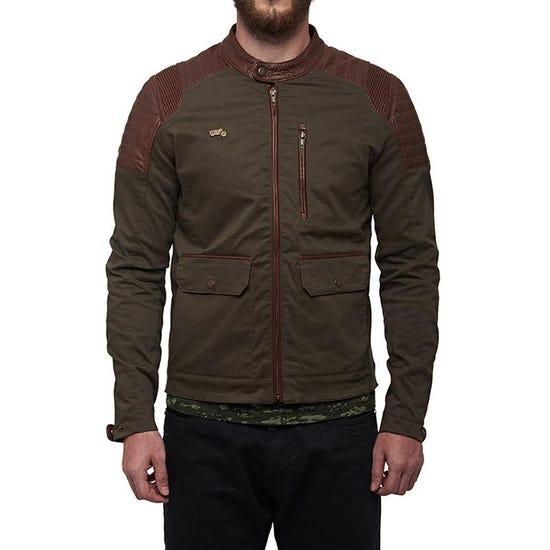 Apex D1 Jacket - Olive