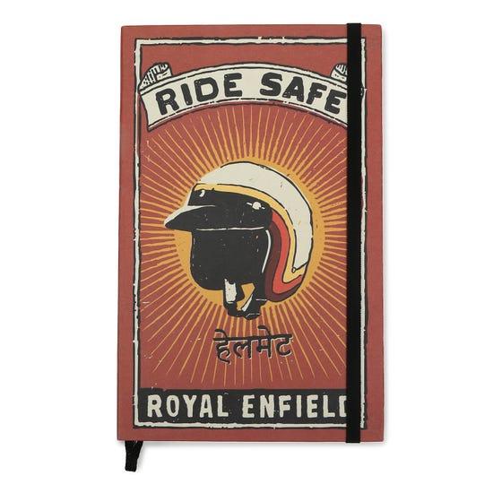 RIDE SAFE DIARY -ORANGE