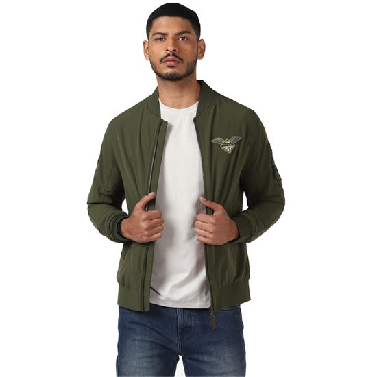 DISPATCH JACKET-OLIVE