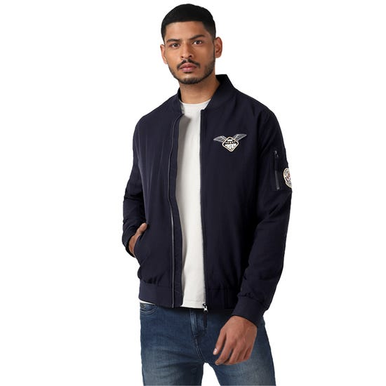 DISPATCH JACKET-NAVY
