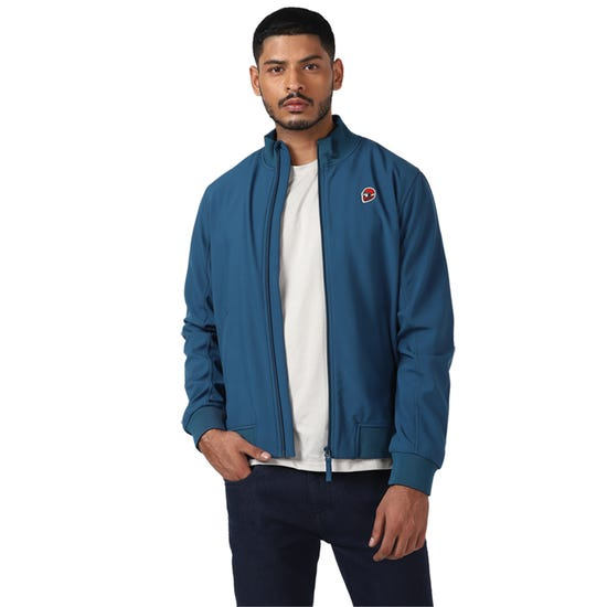 HIMALYAN JACKET-LIGHT BLUE