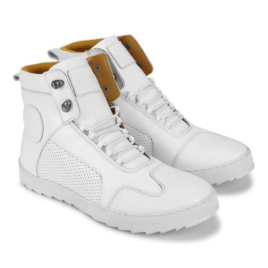 LIGHTBOURNE BOOTS WHITE