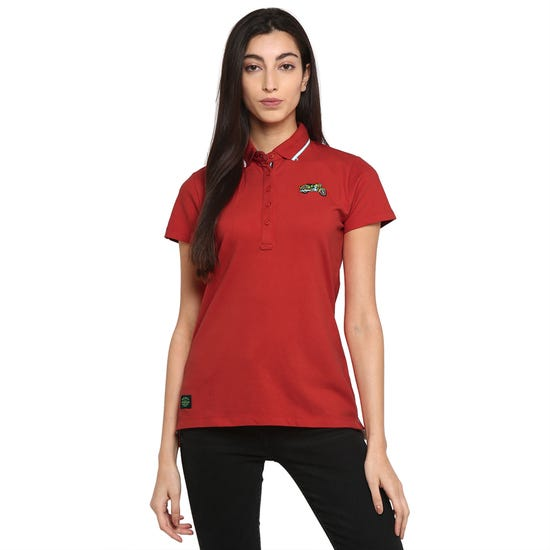 POLO T-SHIRT-RED