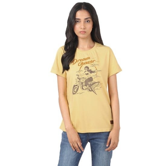 DREAM CHASER T-SHIRT-MIMOSA