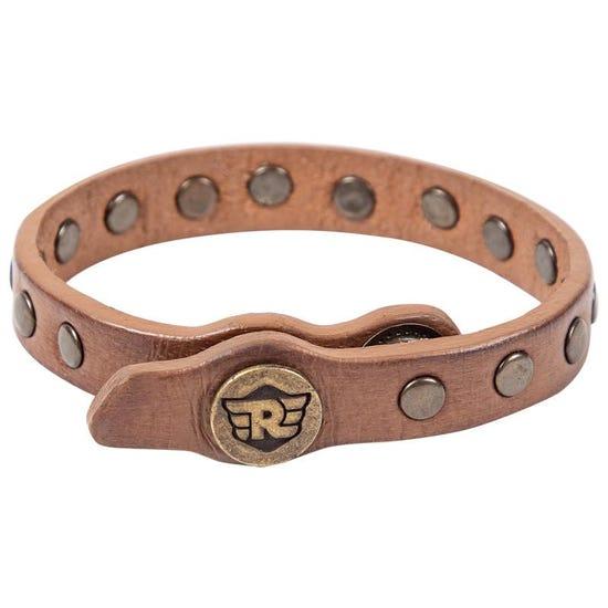 Double Up Bracelet - Tan