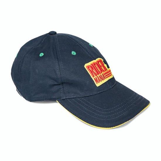 RIDER MANIA 17 CAP - BLUE