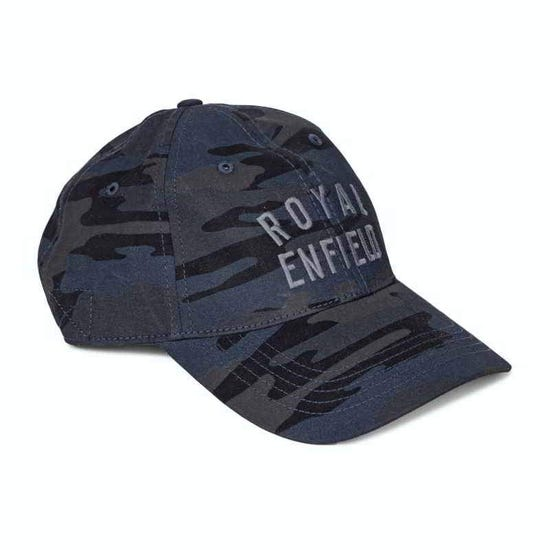 ESSENTIAL CAMO CAP - GREY