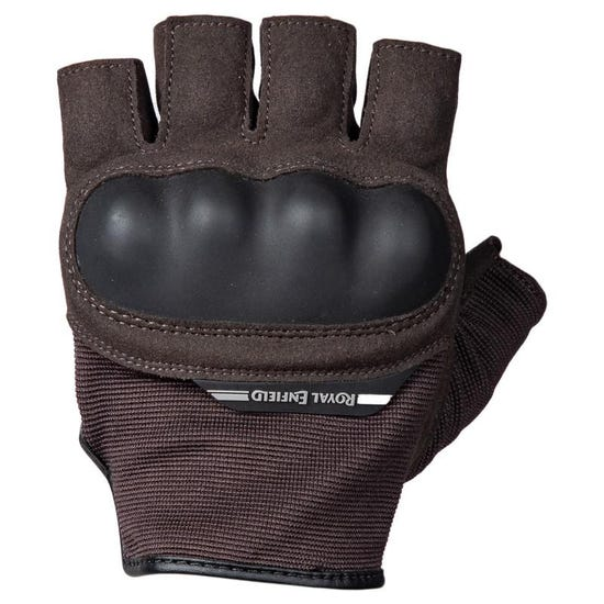 Battle Gloves - Brown