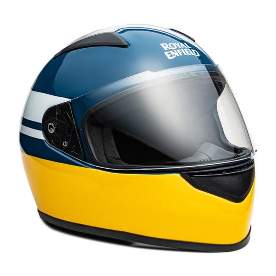 Street Prime Helmet Pitstop - Gloss Lagoon