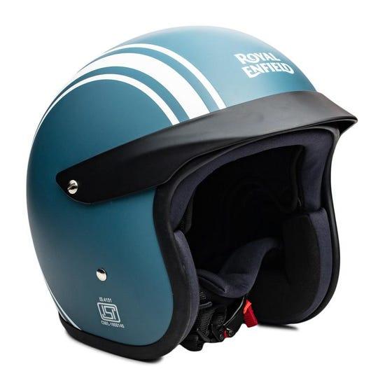 Sun Peak Helmet - Matt Squadron Blue