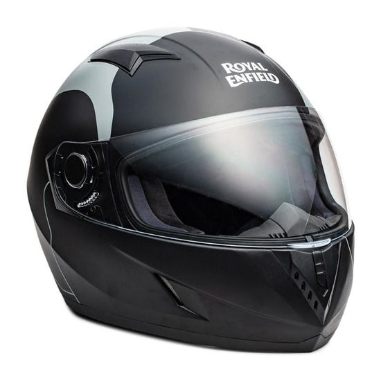 Street Macro Camo Helmet - Camo Grey