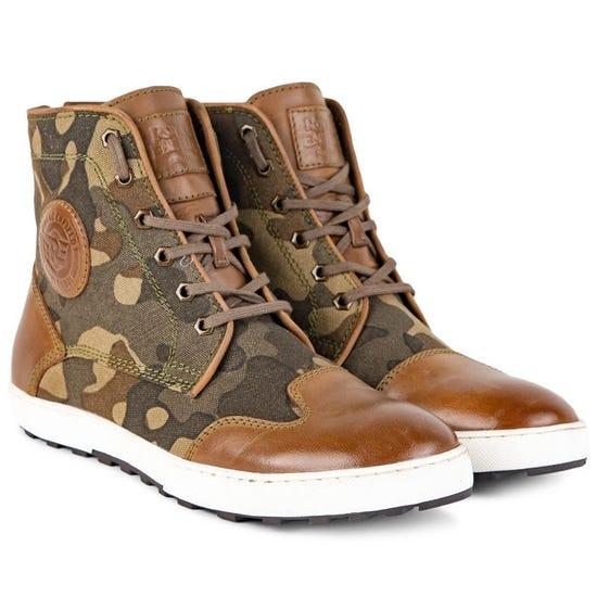 Cooper Sneakers - Khaki Camo