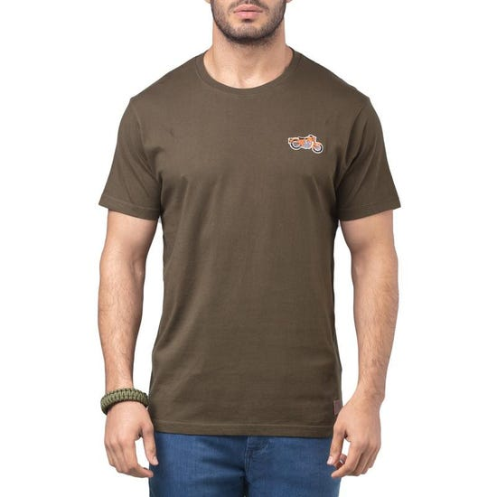 Mlg Graffiti T-Shirt - Olive