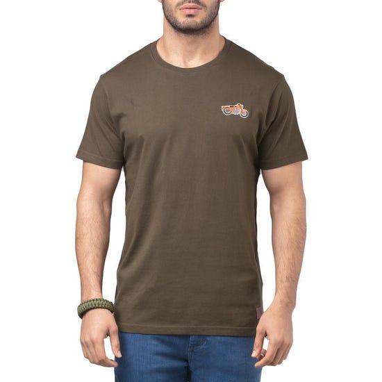 Mlg Graffiti T-Shirt - Olive