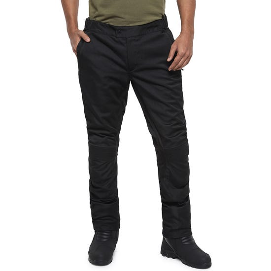 CEARA RIDING TROUSERS-BLACK