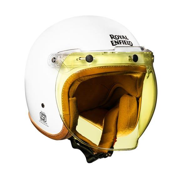 Urban Rider Bobber Helmet-White