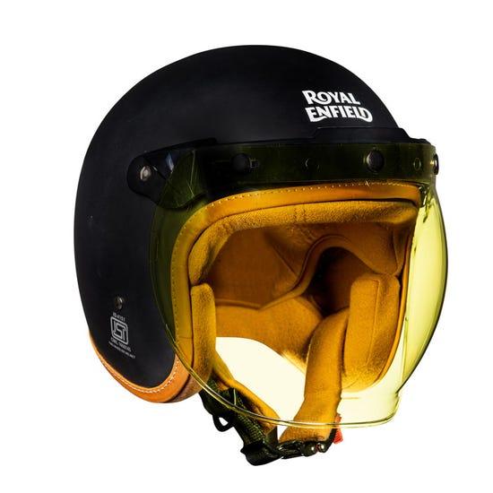 Urban Rider Bobber Helmet- black