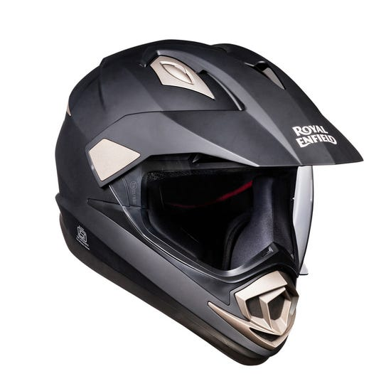 ESCAPADE HELMET MATT BLACK