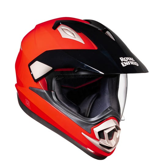 ESCAPADE HELMET RED