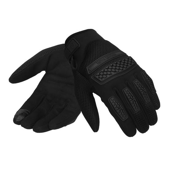 URBAN HUSTLER GLOVES-BLACK