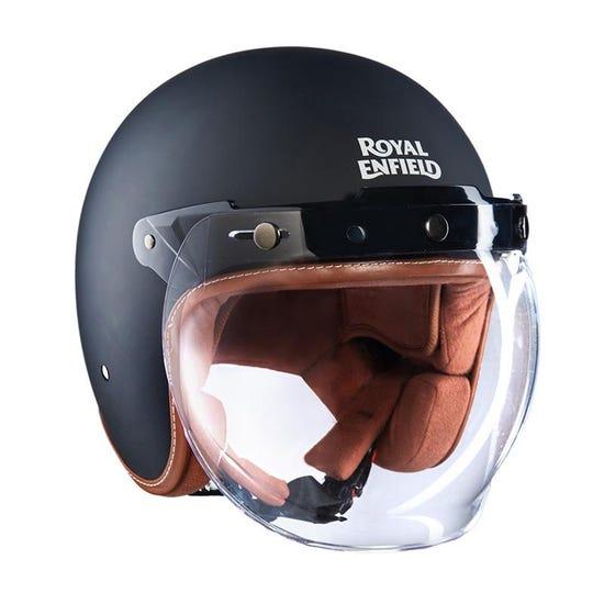 Bobber Helmet Matt Black