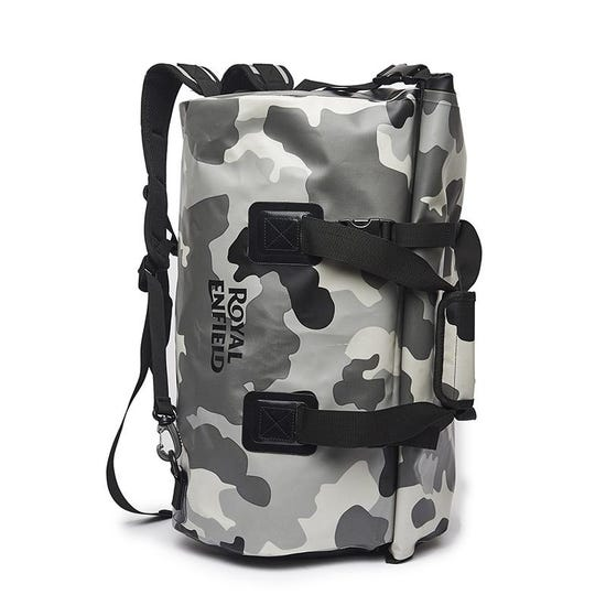 FUSILLADE RAINPROOF DUFFEL BAG CAMO GREY
